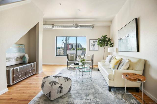 70 W 6th Avenue #202, Denver, CO 80204 (#4592363) :: HomeSmart Realty Group