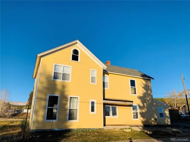 301 E 5th Street, Leadville, CO 80461 (#4592456) :: The Healey Group