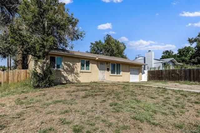 2702 E Bijou Street, Colorado Springs, CO 80909 (#4592600) :: iHomes Colorado
