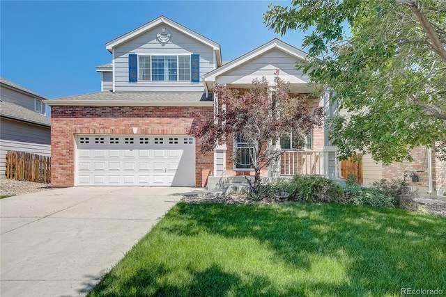 13931 E 104th Drive, Commerce City, CO 80022 (#4592606) :: Peak Properties Group