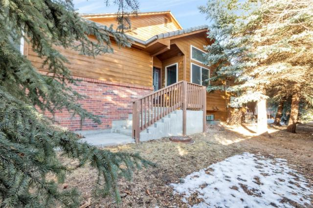 11840 W 66th Place D, Arvada, CO 80004 (#4592988) :: The Griffith Home Team