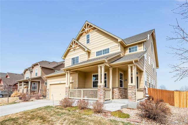 11455 E 111th Avenue, Commerce City, CO 80640 (MLS #4593402) :: 8z Real Estate