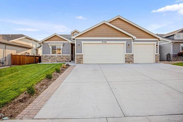 2314 73rd Avenue Place, Greeley, CO 80634 (#4593546) :: The DeGrood Team