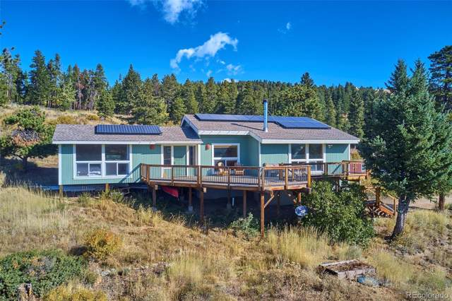 27036 Boulder Canyon Drive, Nederland, CO 80466 (#4594237) :: The DeGrood Team