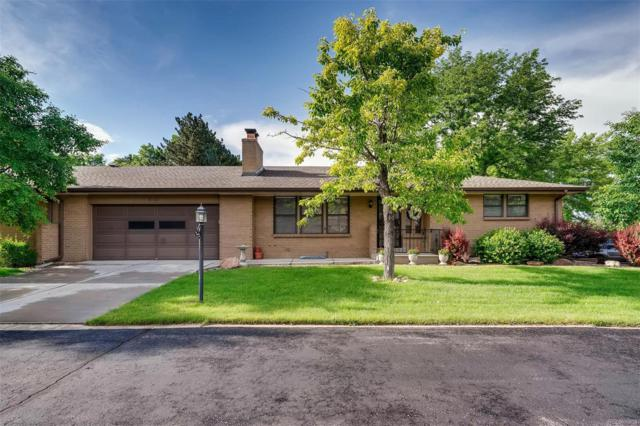 8522 W 10th Avenue, Lakewood, CO 80215 (#4594432) :: The Gilbert Group