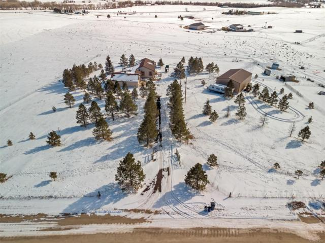 9660 County Road 134 Road, Kiowa, CO 80117 (#4595265) :: The Peak Properties Group