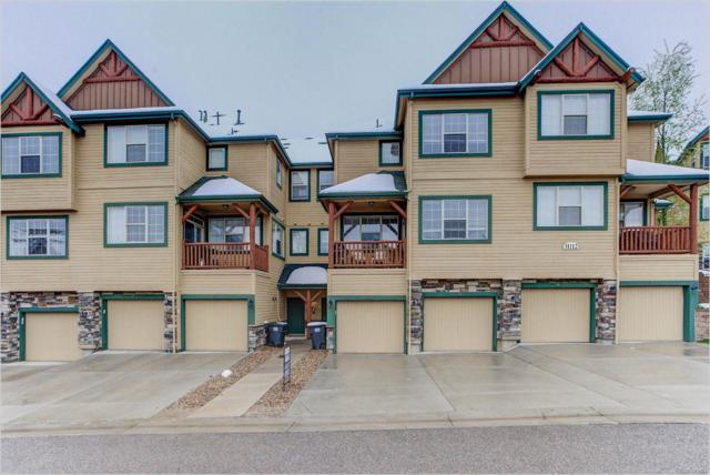 31112 Black Eagle Drive #103, Evergreen, CO 80439 (#4595363) :: Compass Colorado Realty