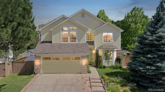4346 W Deertrail Court, Castle Rock, CO 80109 (#4595600) :: The Margolis Team