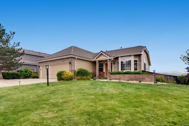 3478 Oak Leaf Place, Highlands Ranch, CO 80129 (#4595778) :: Harling Real Estate