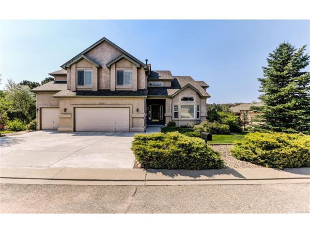 4969 Mount Union Court, Colorado Springs, CO 80918 (MLS #4595945) :: 8z Real Estate