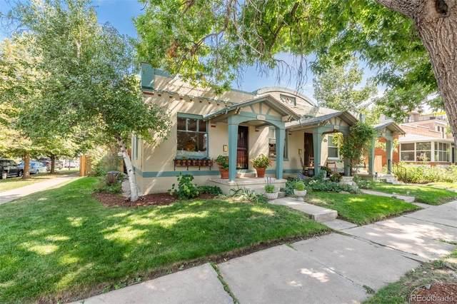 1502 S Washington Street, Denver, CO 80210 (#4596032) :: The HomeSmiths Team - Keller Williams