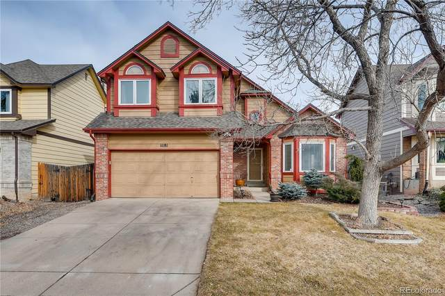 11181 W Frost Avenue, Littleton, CO 80127 (MLS #4596374) :: Bliss Realty Group