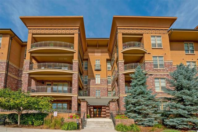 7865 Vallagio Lane #307, Englewood, CO 80112 (MLS #4596457) :: 8z Real Estate