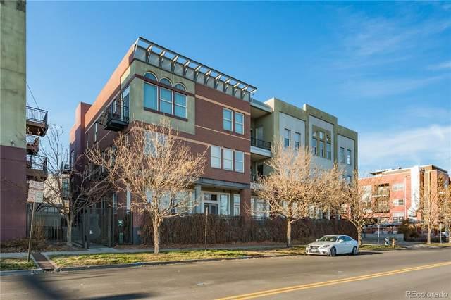 1521 Central Street 3B, Denver, CO 80211 (#4596470) :: Briggs American Properties