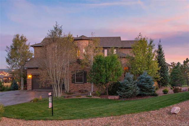 5034 Rialto Drive, Parker, CO 80134 (#4596629) :: My Home Team
