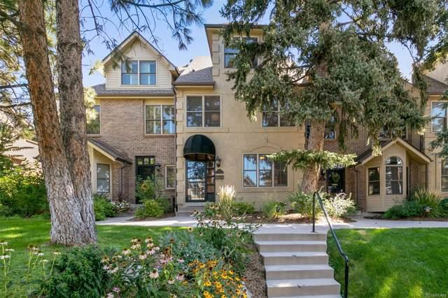 122 Jackson Street, Denver, CO 80206 (#4596814) :: The Peak Properties Group