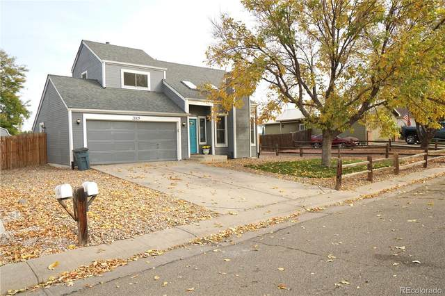 2005 Hickory Street, Fort Lupton, CO 80621 (MLS #4596893) :: Kittle Real Estate