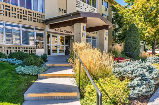 665 S Alton Way 6D, Denver, CO 80247 (#4597107) :: The City and Mountains Group
