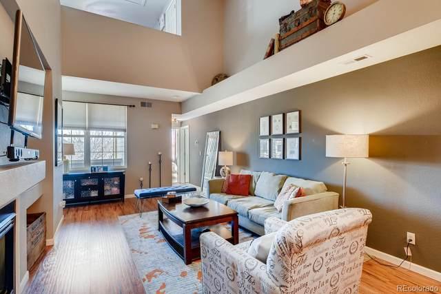 2818 W Centennial Drive F, Littleton, CO 80123 (MLS #4597377) :: 8z Real Estate