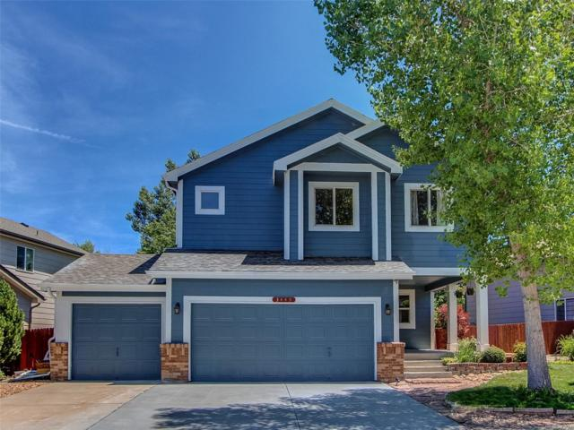 3445 Larkspur Drive, Longmont, CO 80503 (#4597530) :: The Heyl Group at Keller Williams