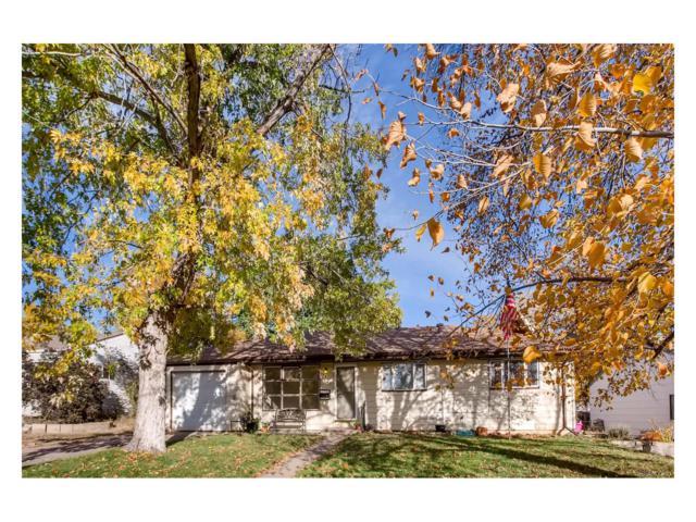 5376 S Elmwood Street, Littleton, CO 80120 (MLS #4597560) :: 8z Real Estate