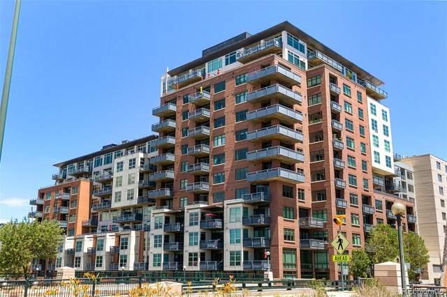 1401 Wewatta Street #516, Denver, CO 80202 (MLS #4597772) :: 8z Real Estate