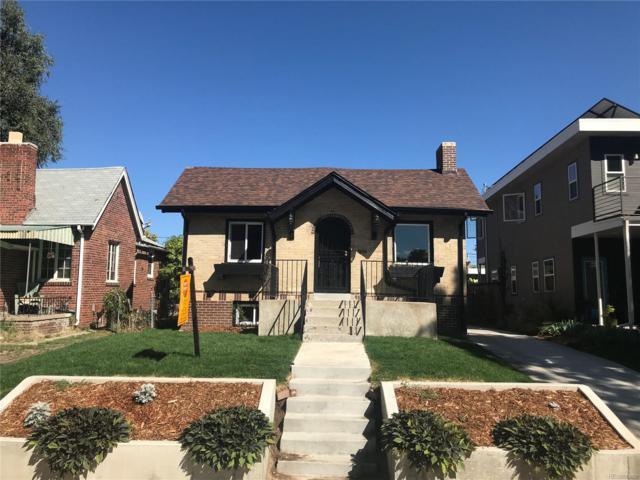 2628 N Josephine Street, Denver, CO 80205 (#4597837) :: Compass Colorado Realty
