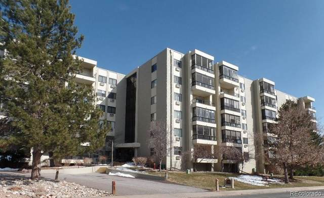 13800 E Marina Drive #603, Aurora, CO 80014 (#4598009) :: Re/Max Structure