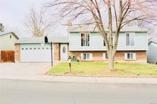 17863 E Mississippi Place, Aurora, CO 80017 (#4598036) :: The HomeSmiths Team - Keller Williams