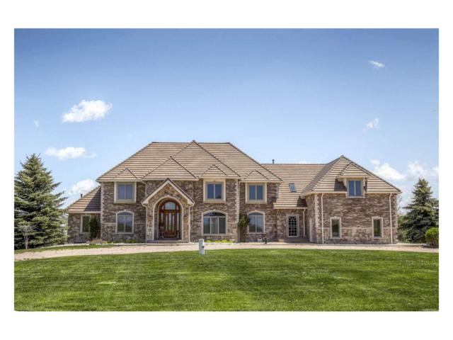 2126 S Russellville Road, Franktown, CO 80116 (MLS #4598108) :: 8z Real Estate