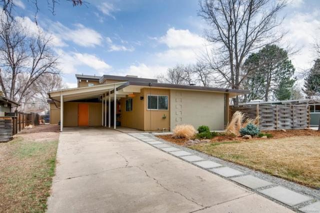 1378 S Fairfax Street, Denver, CO 80222 (#4598235) :: The Peak Properties Group