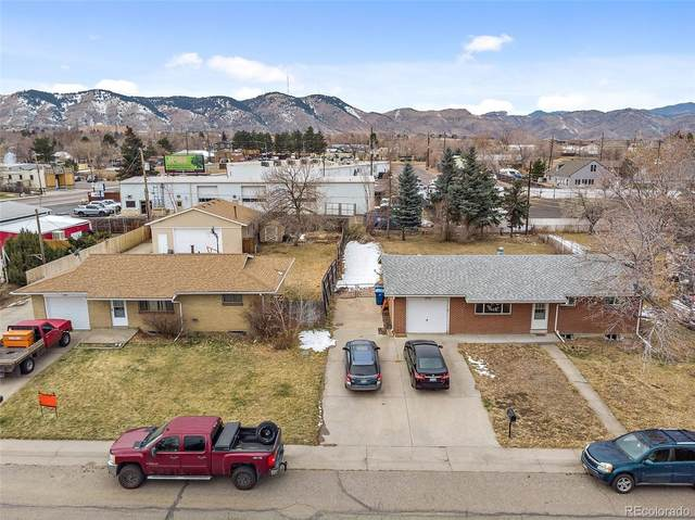 1145-1175 Pike Street, Golden, CO 80401 (#4599084) :: The DeGrood Team