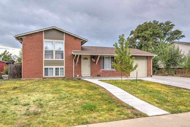 1624 Nueva Vista Drive, Denver, CO 80229 (#4599263) :: The Heyl Group at Keller Williams