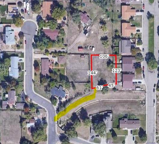 Vacant Land Nelson Court, Arvada, CO 80004 (#4599519) :: Sultan Newman Group