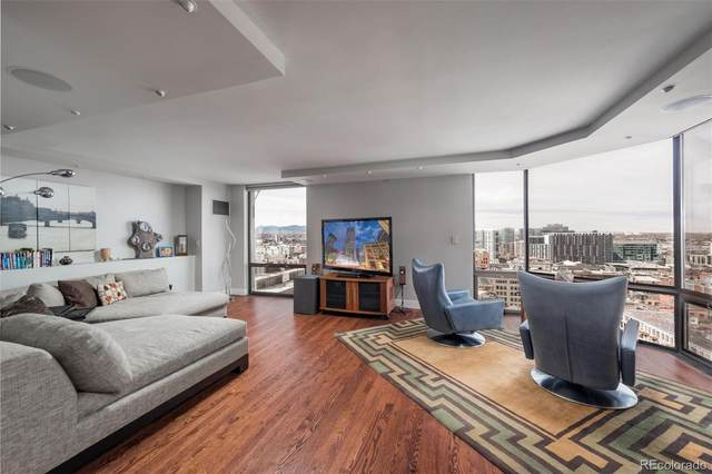 1625 Larimer Street #2007, Denver, CO 80202 (#4599714) :: Berkshire Hathaway Elevated Living Real Estate