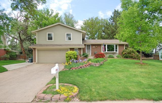 1345 W Hinsdale Drive, Littleton, CO 80120 (#4599831) :: The Heyl Group at Keller Williams