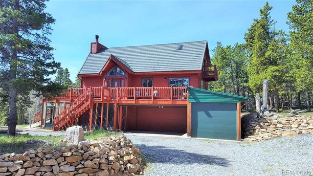 10171 Dowdle Drive, Golden, CO 80403 (MLS #4600756) :: Bliss Realty Group