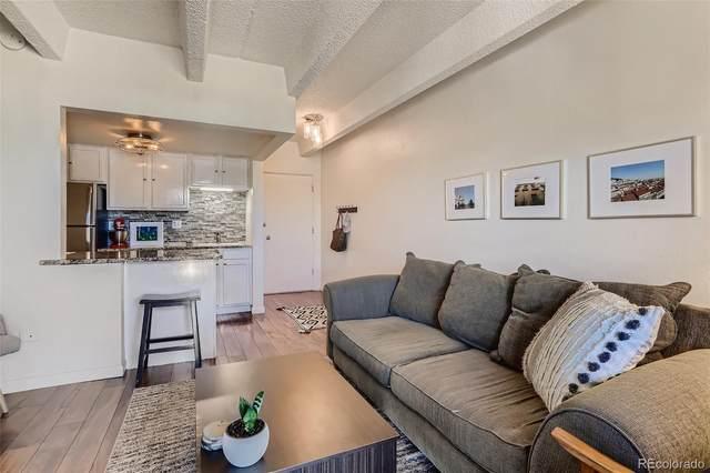 100 S Clarkson Street #405, Denver, CO 80209 (#4600928) :: Sultan Newman Group