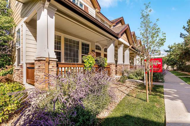 1444 Turnberry Drive, Castle Rock, CO 80104 (#4600993) :: The Heyl Group at Keller Williams