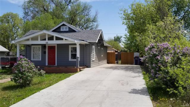 120 Perry Street, Denver, CO 80219 (#4601704) :: The Griffith Home Team