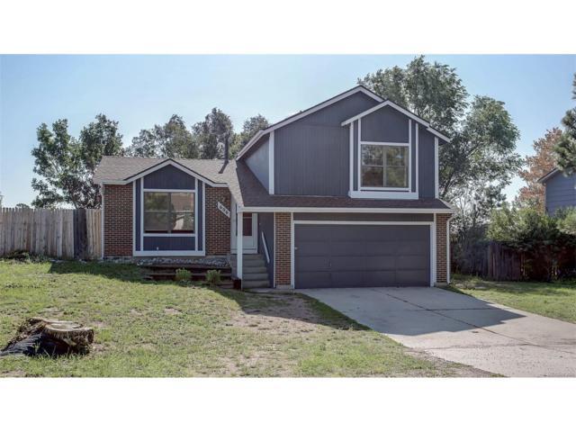 606 Trumbull Lane, Monument, CO 80132 (MLS #4602210) :: 8z Real Estate