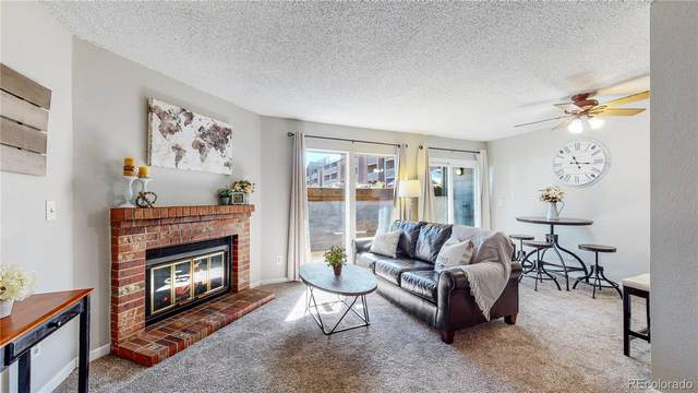 12360 W Nevada Place #105, Lakewood, CO 80228 (#4602266) :: The DeGrood Team