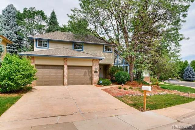 10969 E Maplewood Drive, Englewood, CO 80111 (#4602536) :: The Pete Cook Home Group