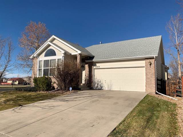 13919 E 106th Avenue, Commerce City, CO 80022 (#4602542) :: HomePopper
