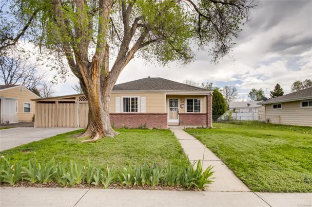 966 Kramer Court, Aurora, CO 80010 (MLS #4602947) :: 8z Real Estate
