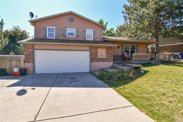 9398 W Laurel Place, Littleton, CO 80128 (MLS #4603105) :: 8z Real Estate