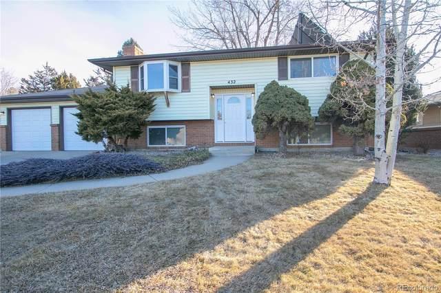 432 Newman Circle, Longmont, CO 80504 (MLS #4603135) :: 8z Real Estate