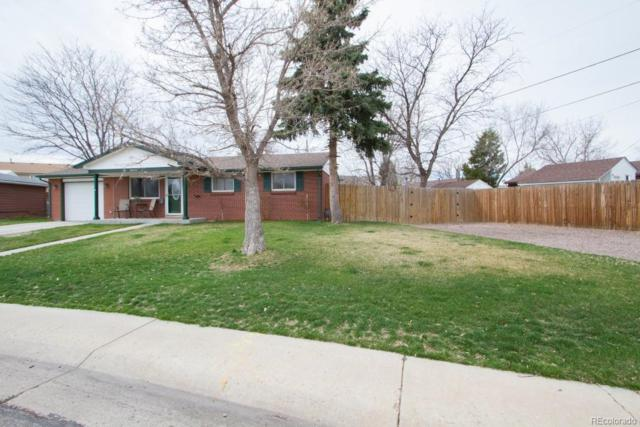 6830 W 52nd Place, Arvada, CO 80002 (MLS #4603582) :: 8z Real Estate