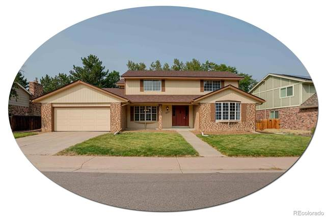 3115 E Phillips Drive, Centennial, CO 80122 (#4603604) :: Kimberly Austin Properties
