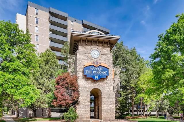 601 W 11th Avenue #702, Denver, CO 80204 (#4603794) :: milehimodern